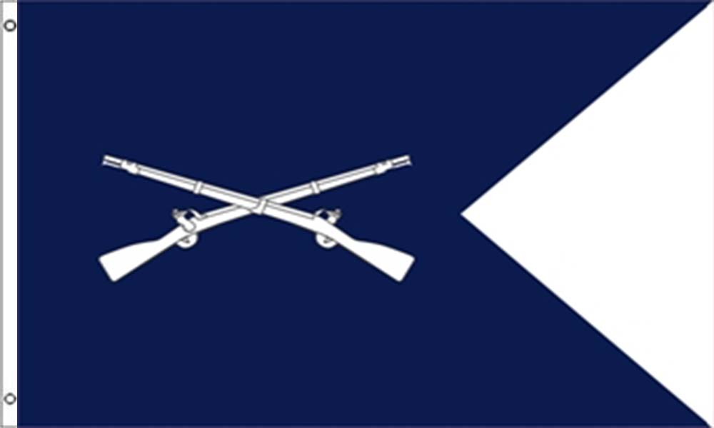 Infantry Guidon Flags