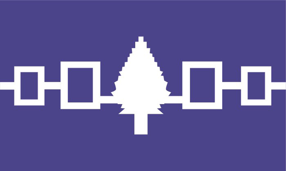 Iroquois Tribe Flags