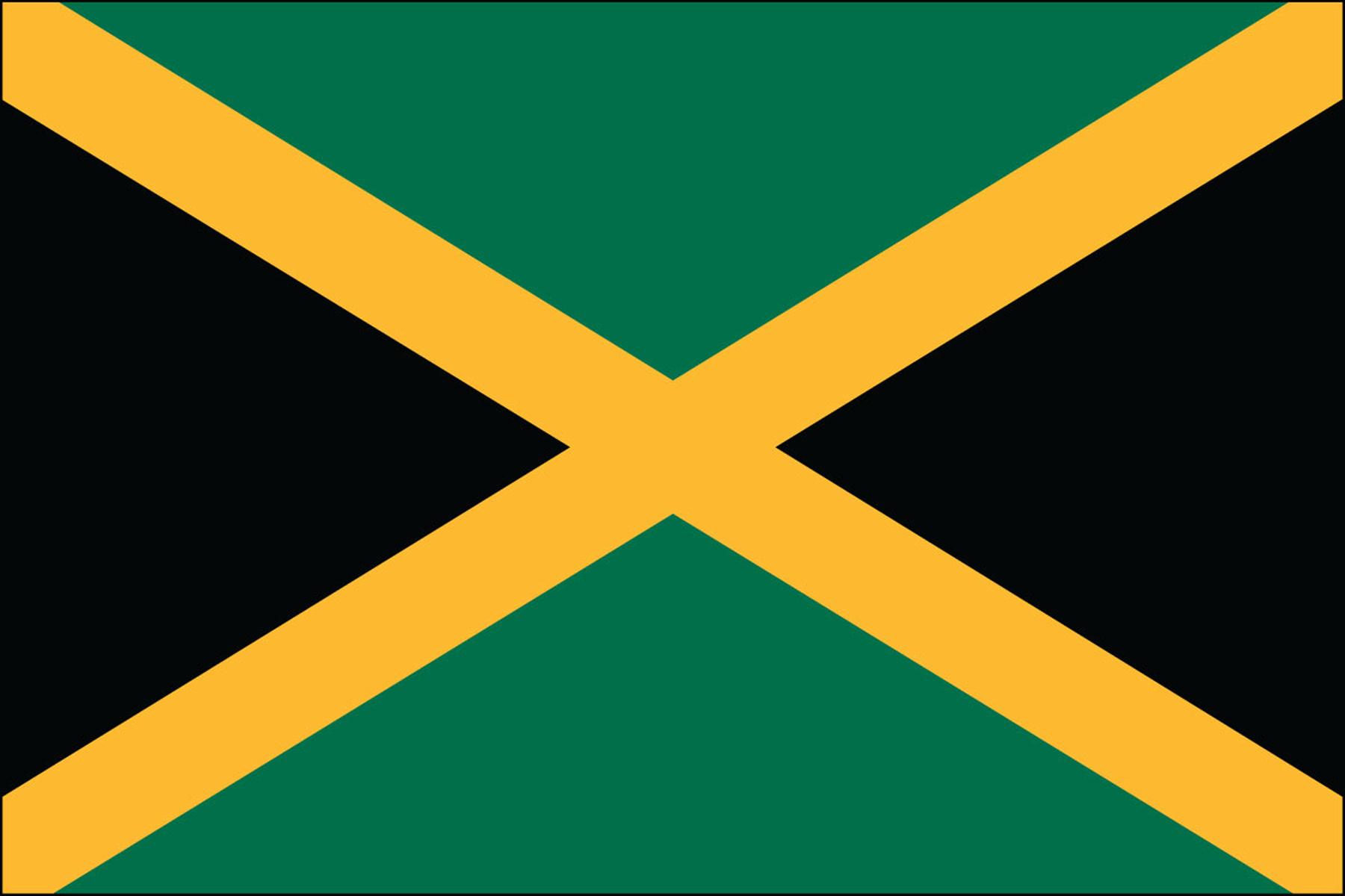 Jamaica Flags