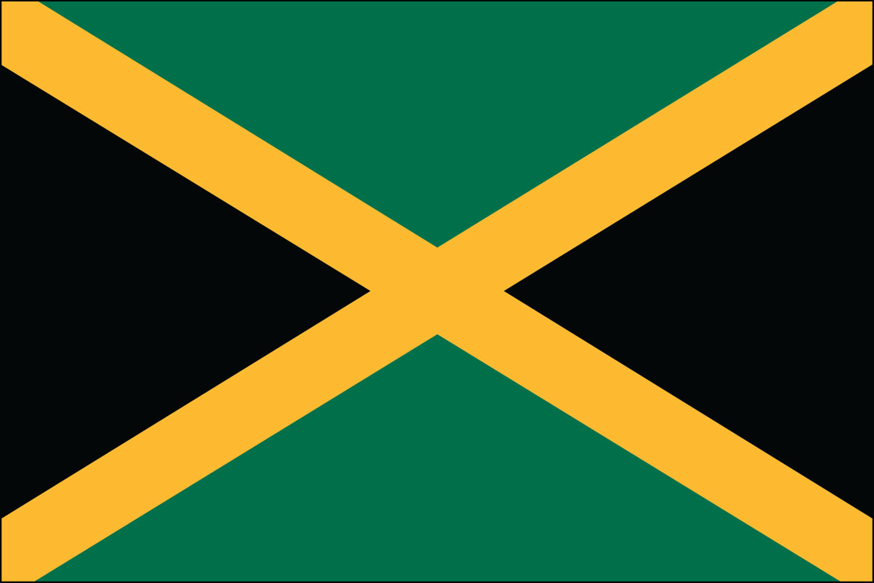Jamaica Flags