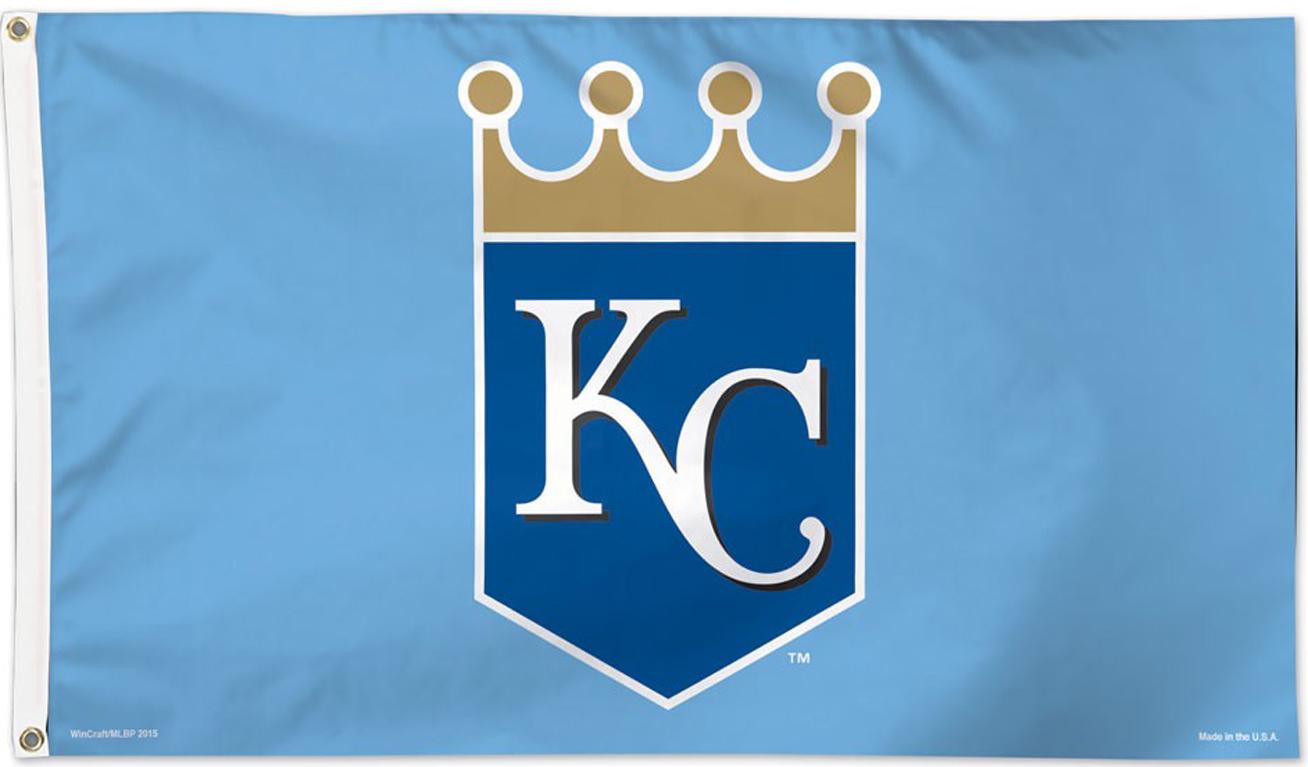 Kansas City Royals Flags, MLB Team Flags, BAsball Team Flags ...