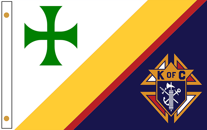 Knights of Columbus Flags
