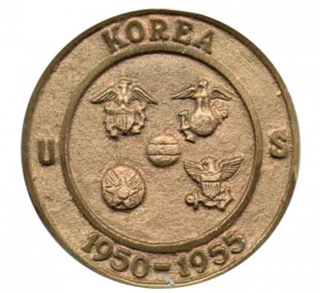 Korean War Grave Markers
