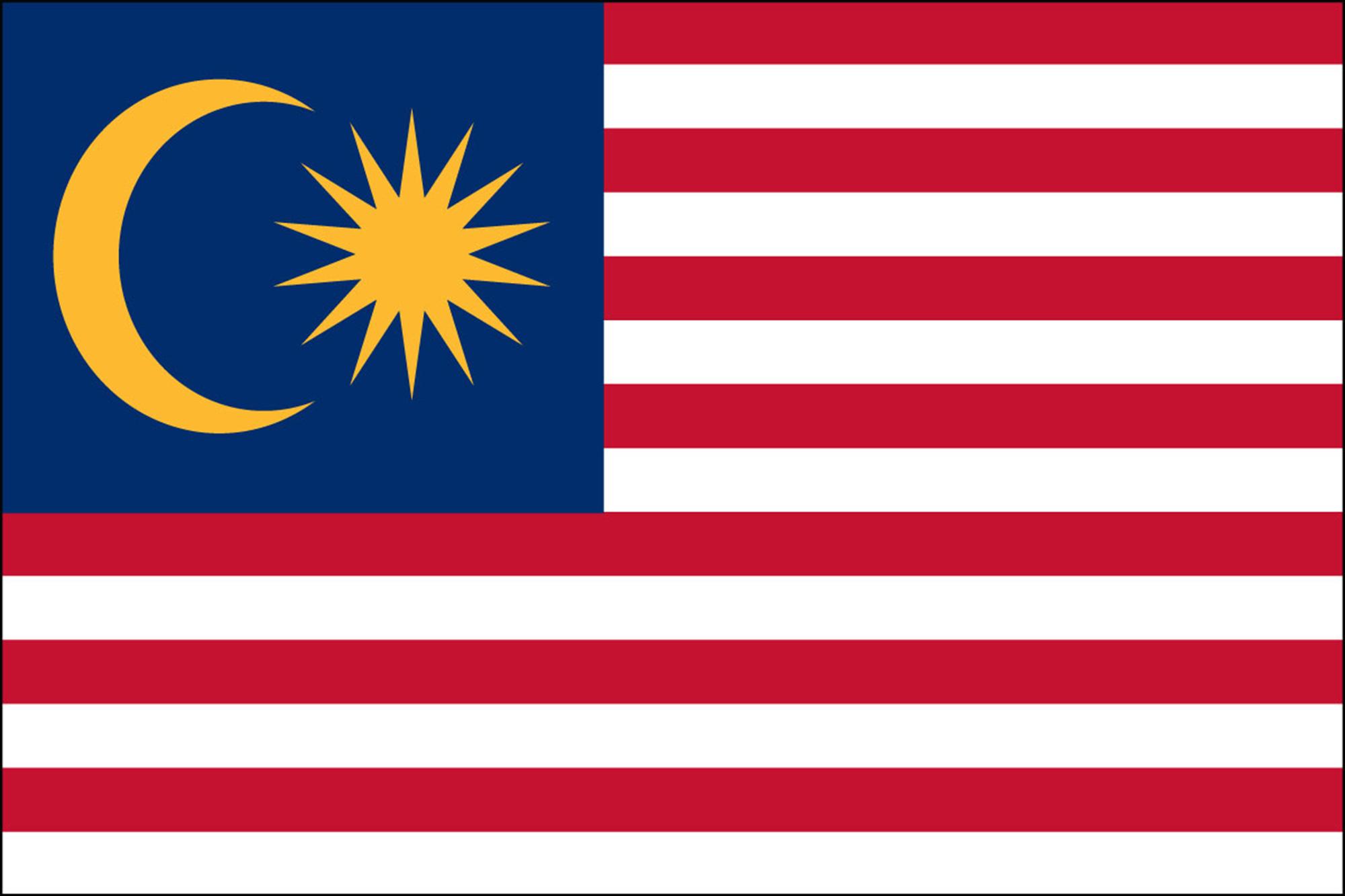 Malaysia Flags