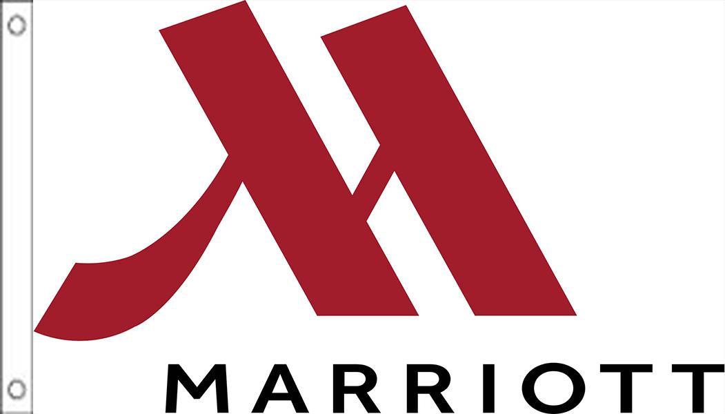 Marriott Hotel Flags