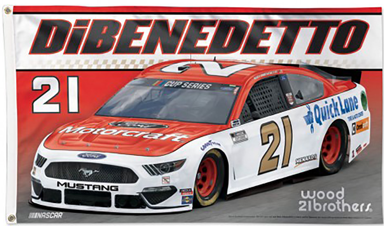 Matt Dibenedetto NASCAR Flag