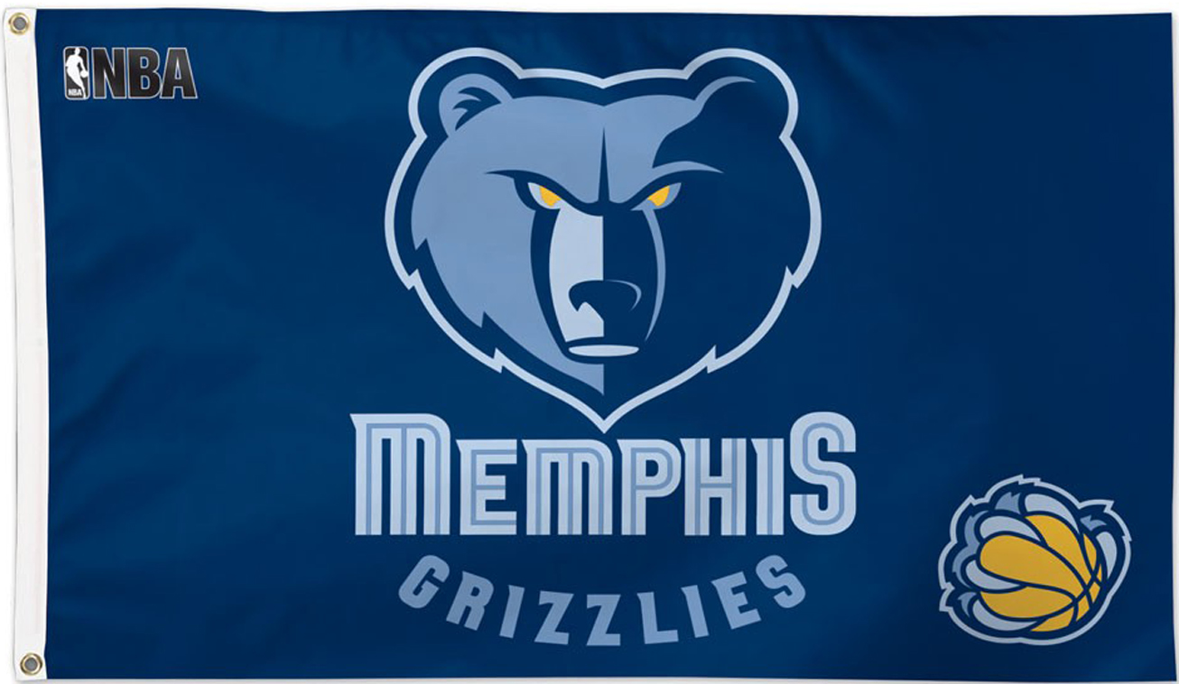 Memphis Grizzlies Flags