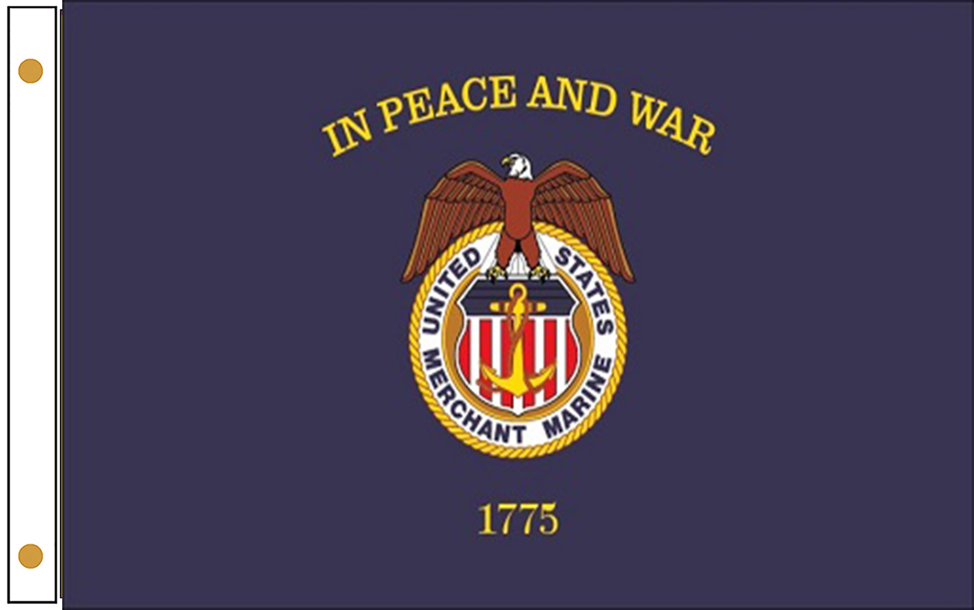 Merchant Marine Flags