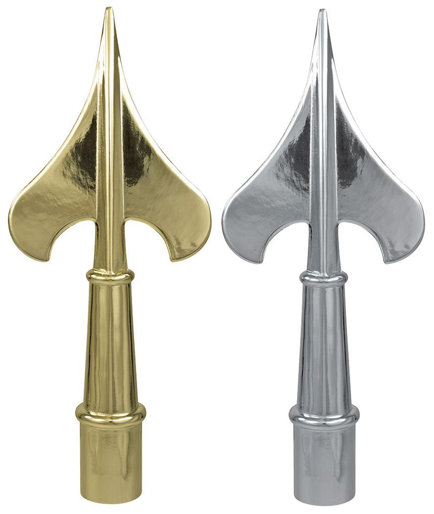 Metal Army Spears no ferrule