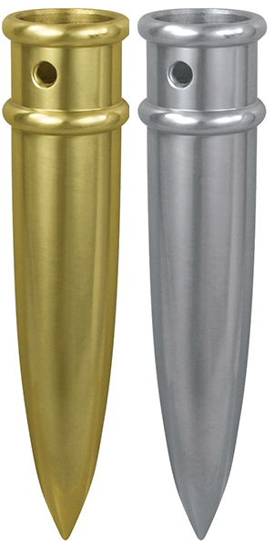 Metal Pointer Guidon Bottom Ferrules