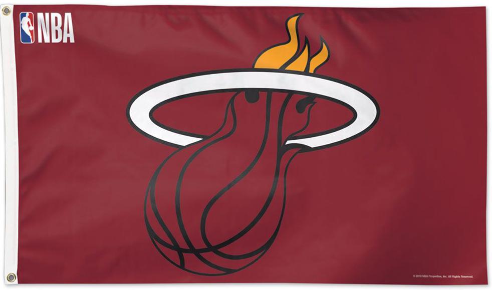Miami Heat Flags