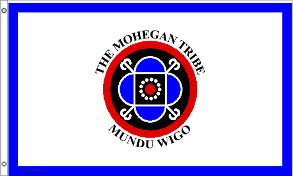 Mohegan Tribe Flags