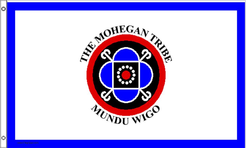 Mohegan Tribe Flags