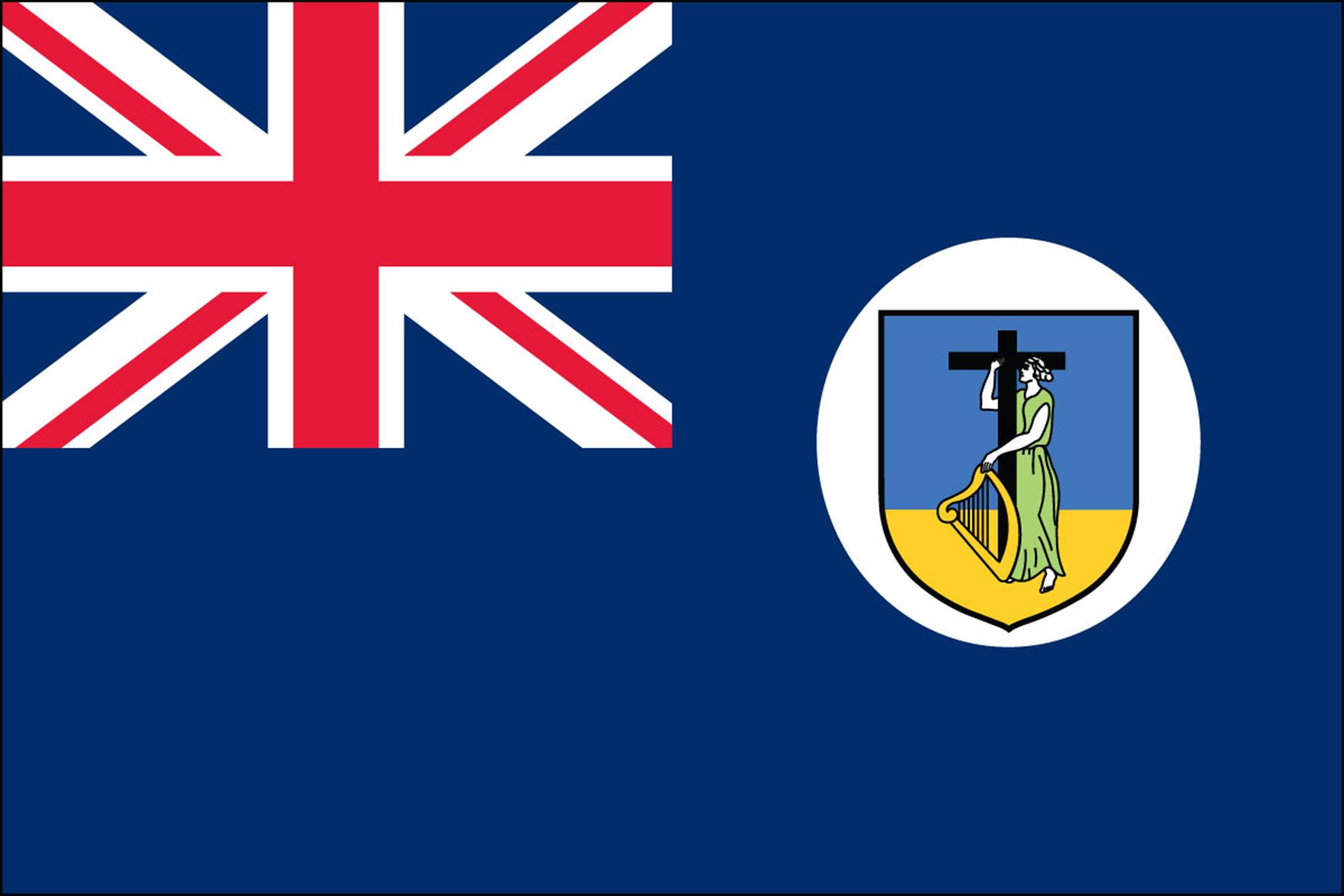 Montserrat Flags