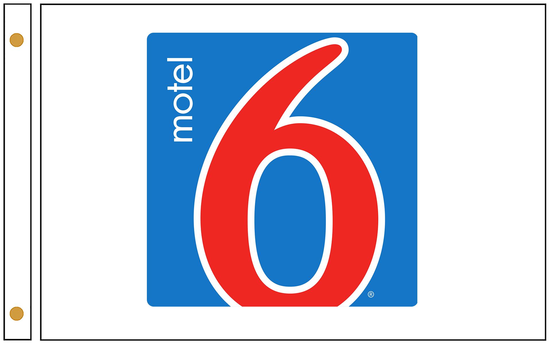 Motel 6 Flags