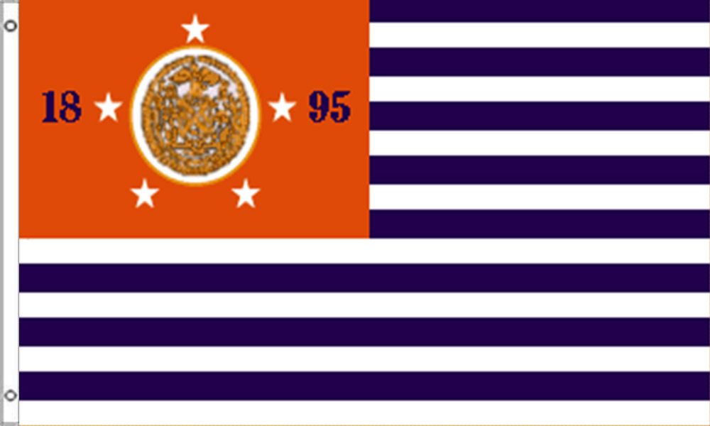 NYC Dept of Corrections Flags