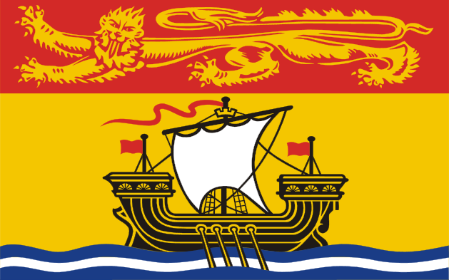 New Brunswick Flags