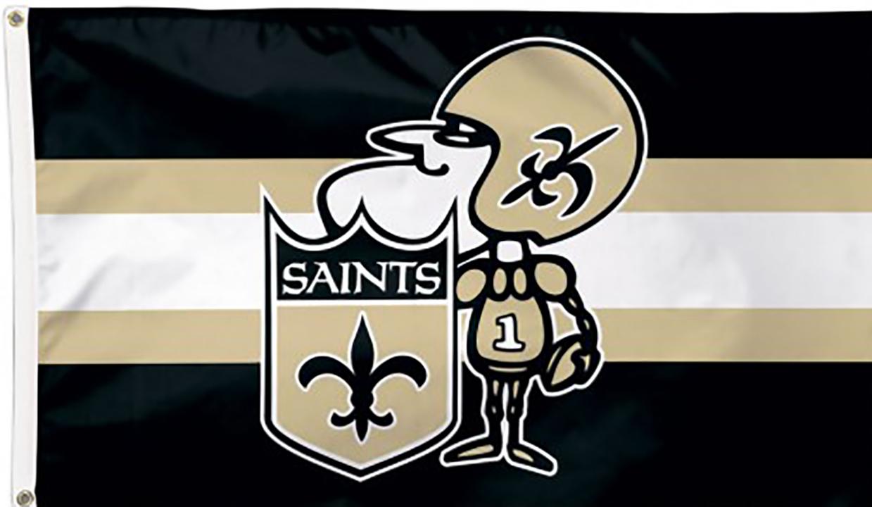 New Orleans Saints Flags