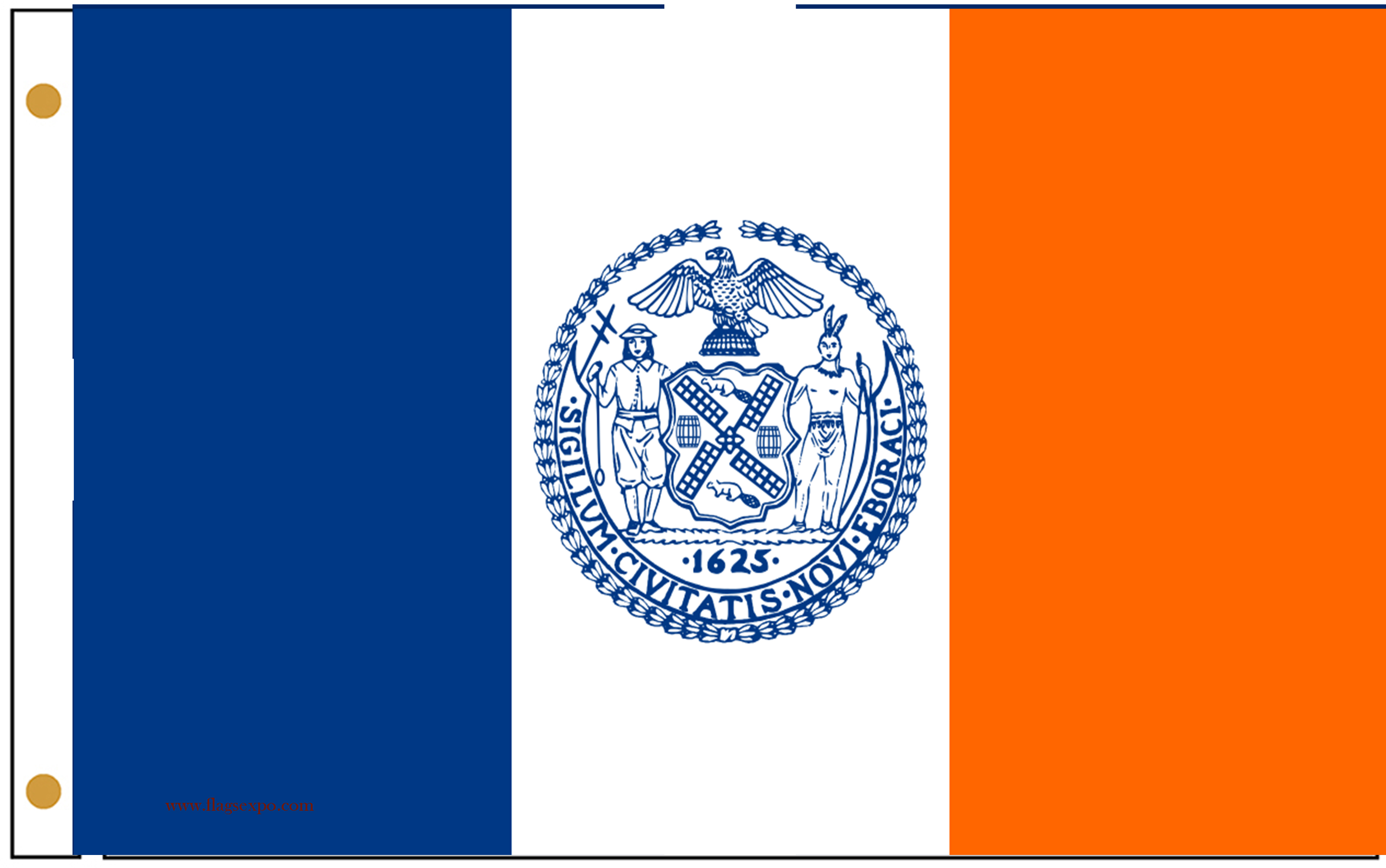 New York City Flags