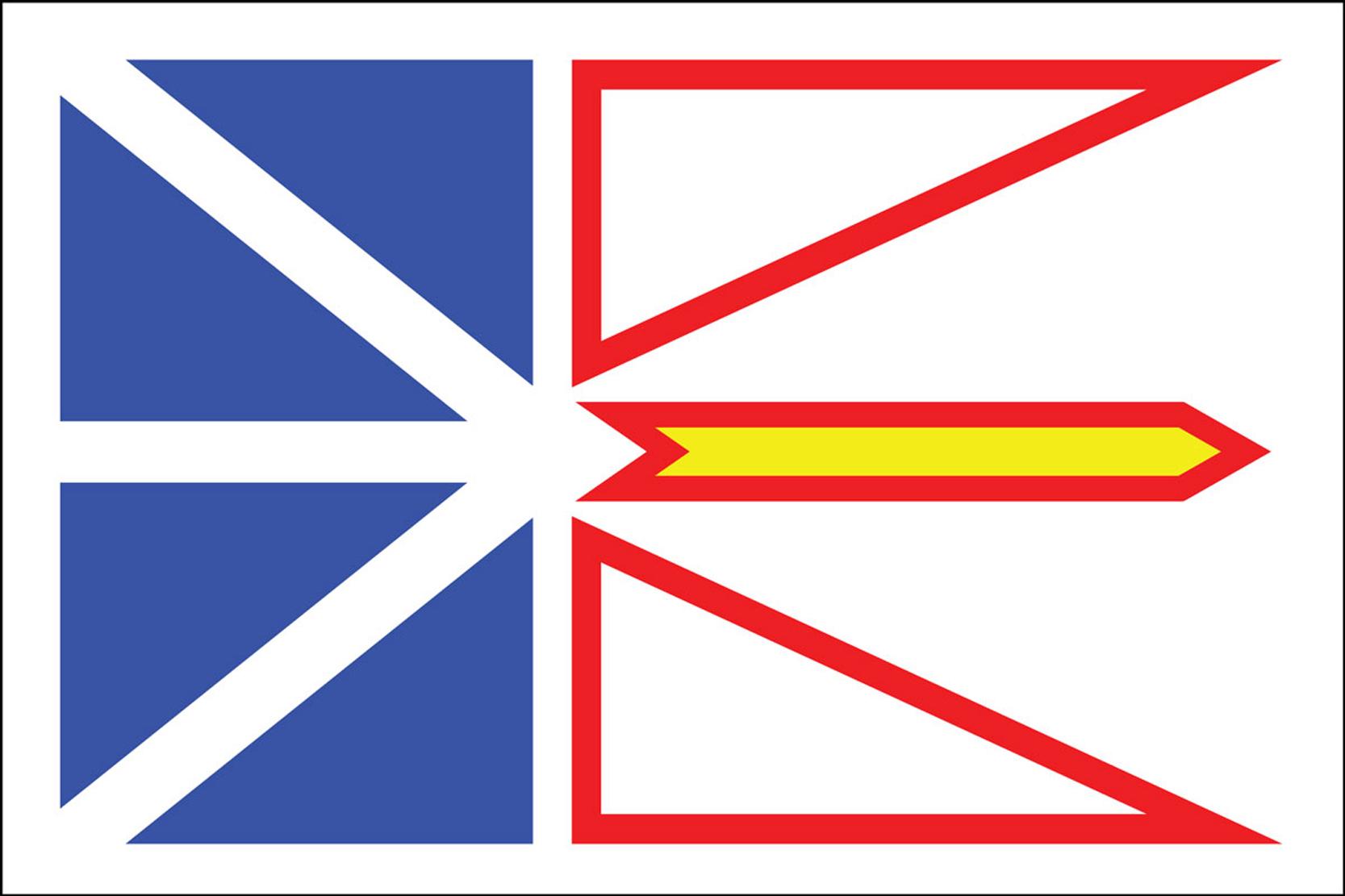 Newfoundland Flags