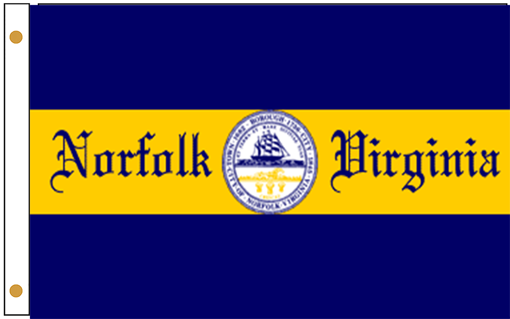 Norfolk VA Flags