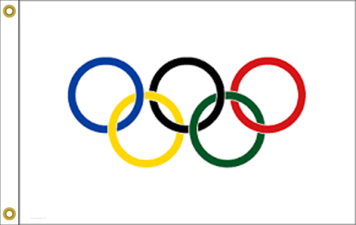 Olympic Flags