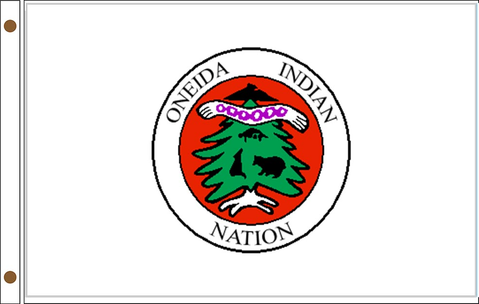 Oneida Nation of New York Flags