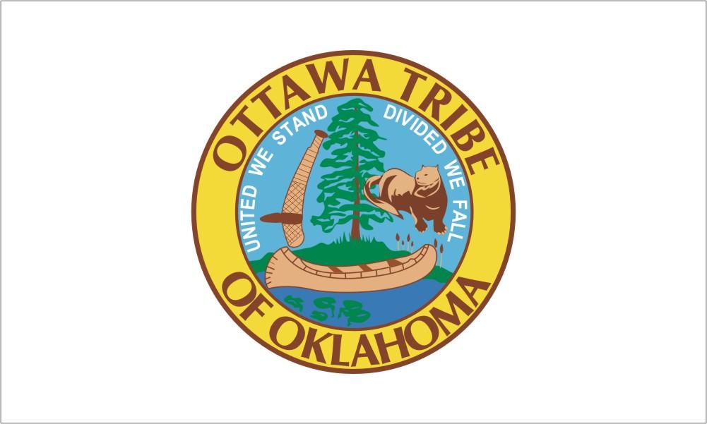 Ottawa Tribe Flags