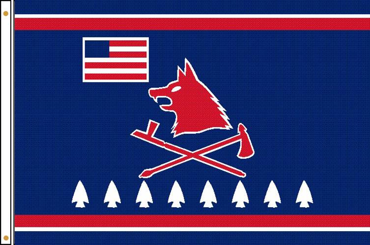 Pawnee Tribe Flags