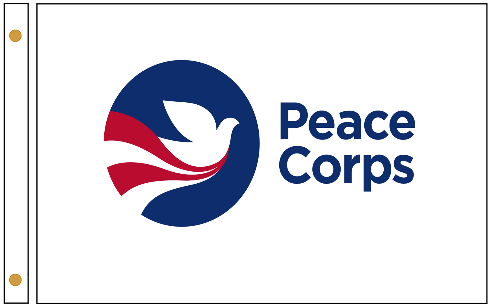 Peace Corps Flags