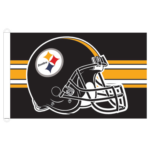 Pittsburgh Steelers Flags