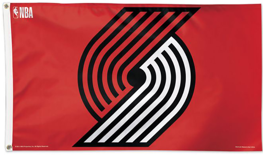Portland Trail Blazers Flags