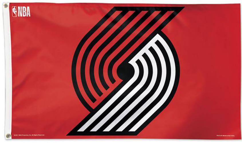 Portland Trail Blazers Flags