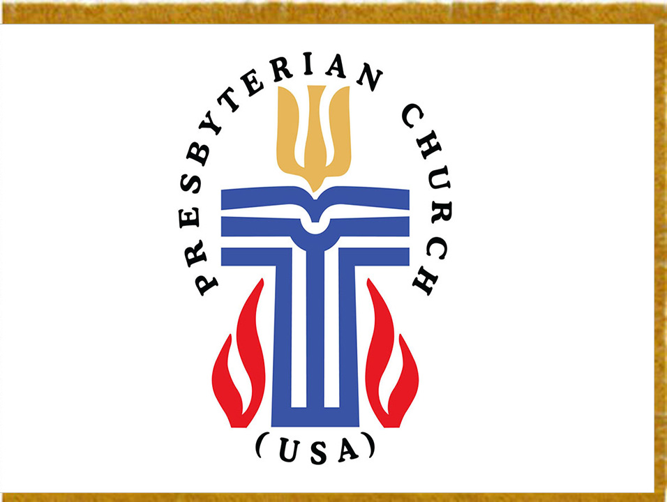 Presbyterian Indoor Flag