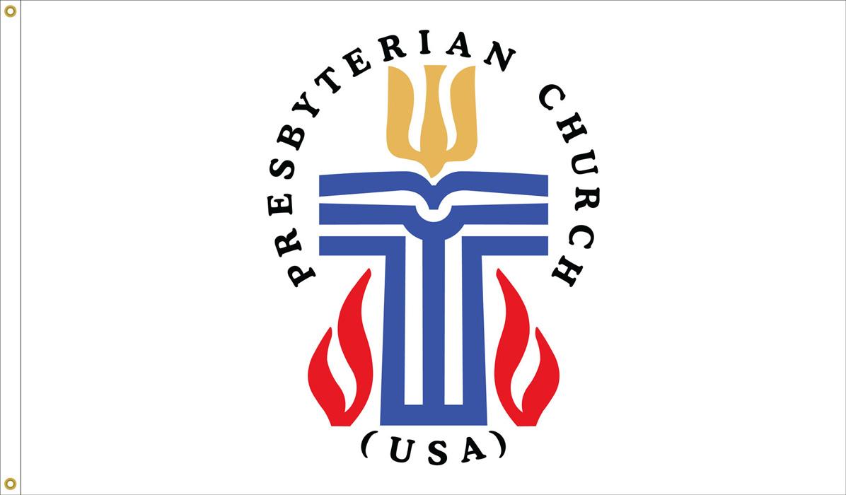 Presbyterian Outdoor Flags