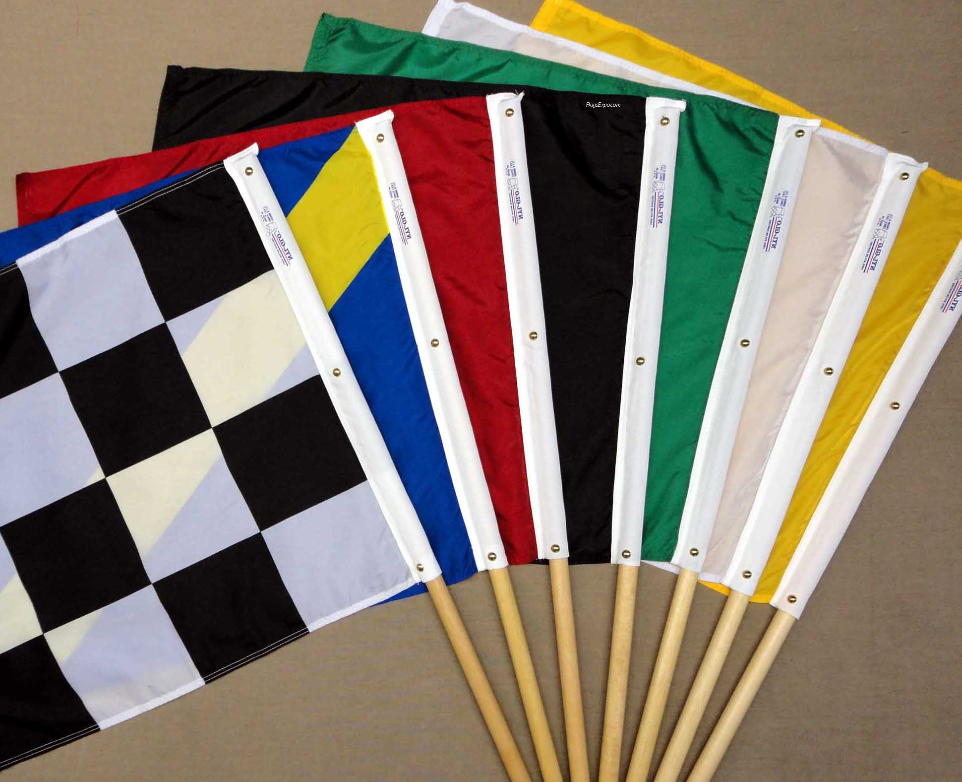 Racing Offical Flags