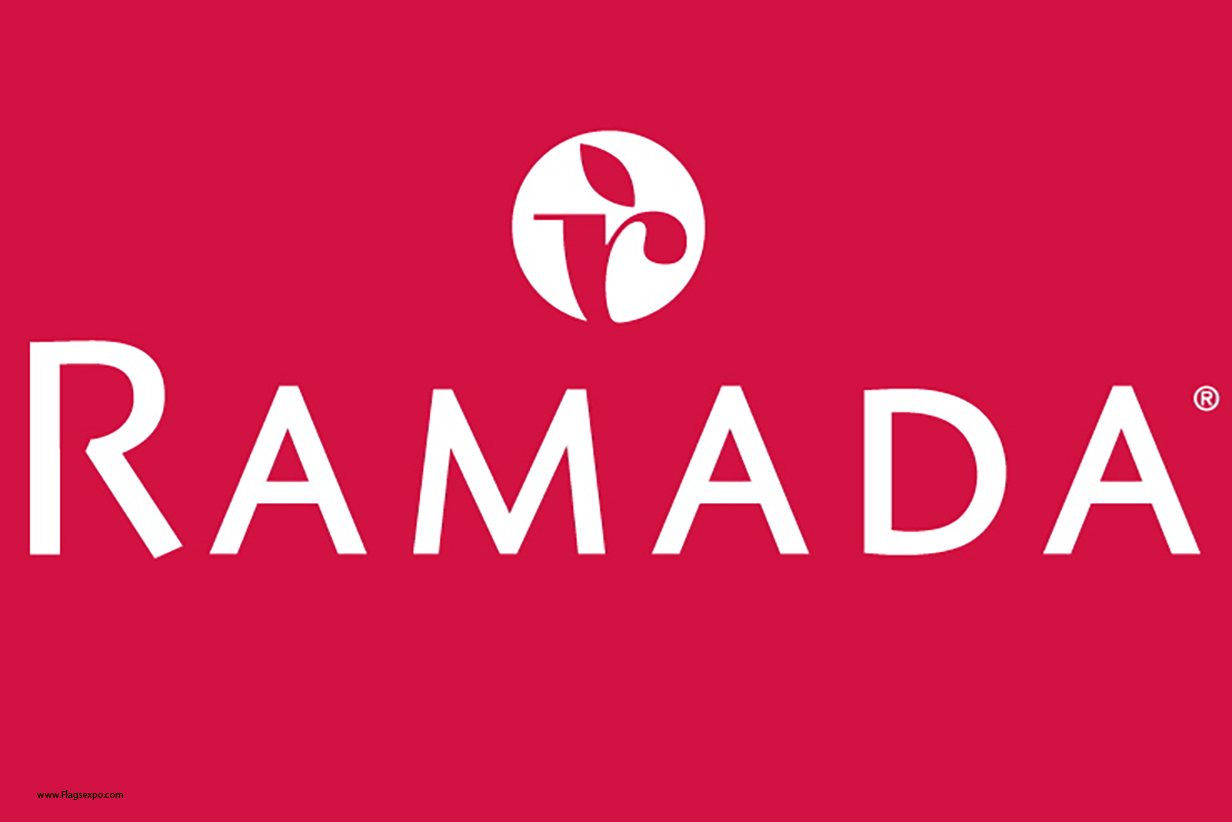 Ramada Hotel Flags