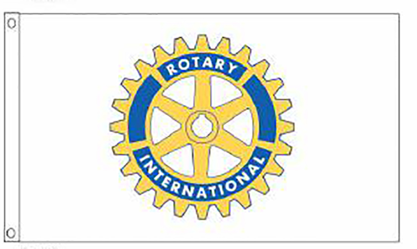 Rotary International Club Flags