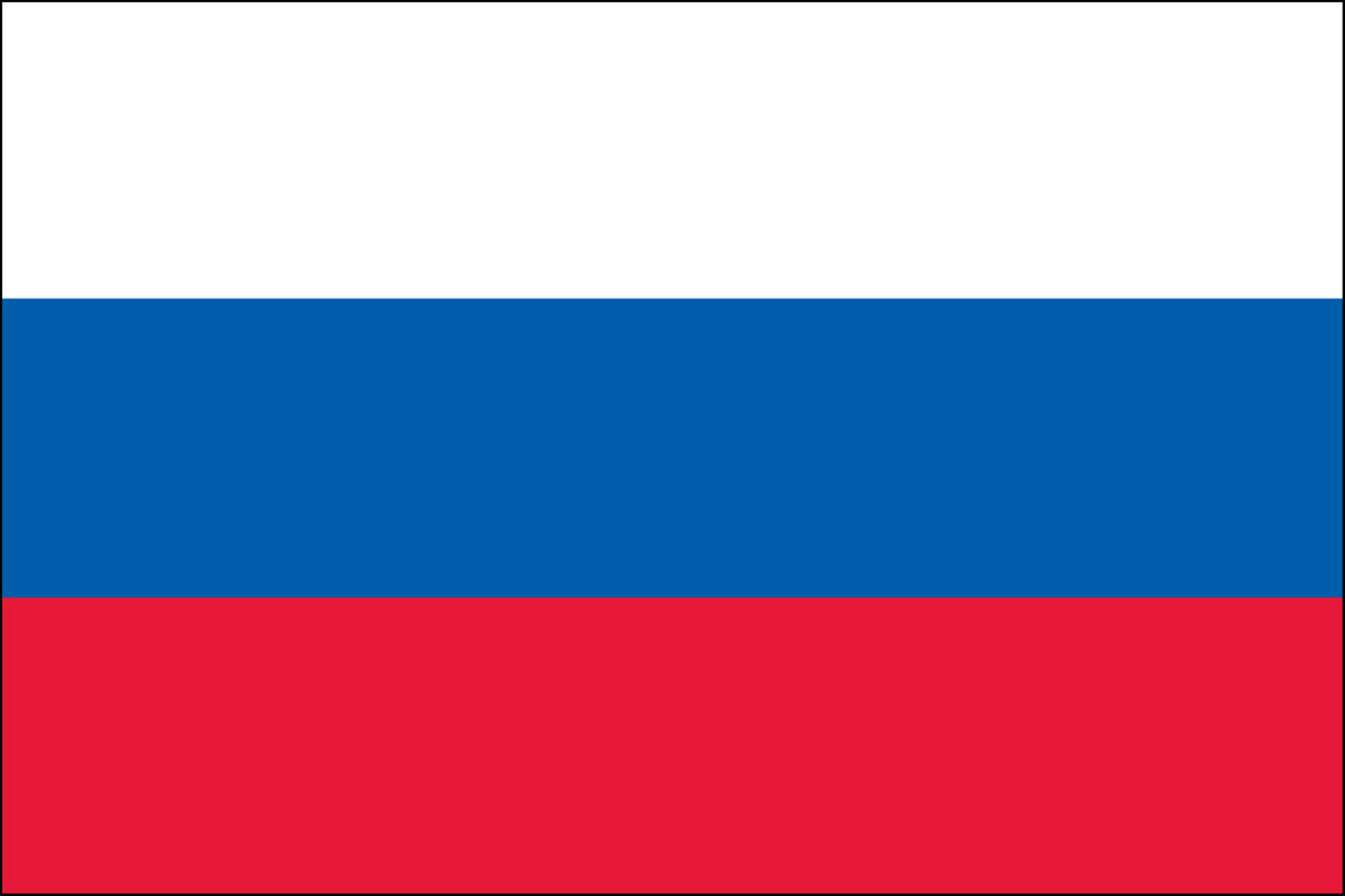 Russia Flags