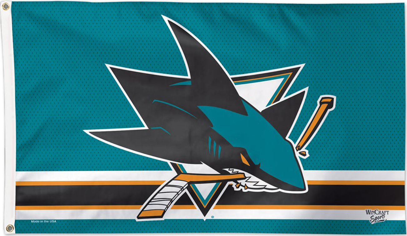 San Jose Sharks Flags