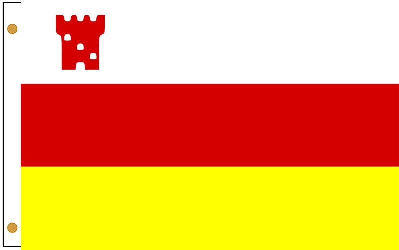 Santa Barbara CA flags