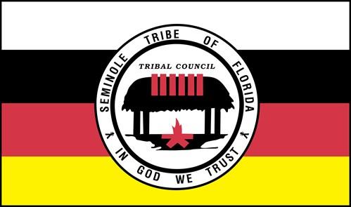 Seminole Tribe Flags