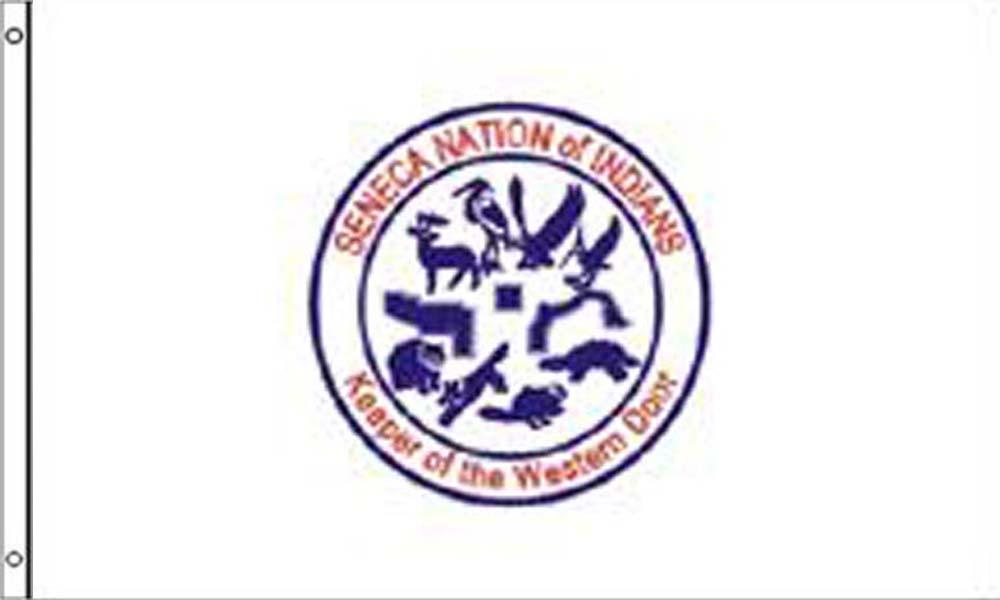 Seneca Nation Flags