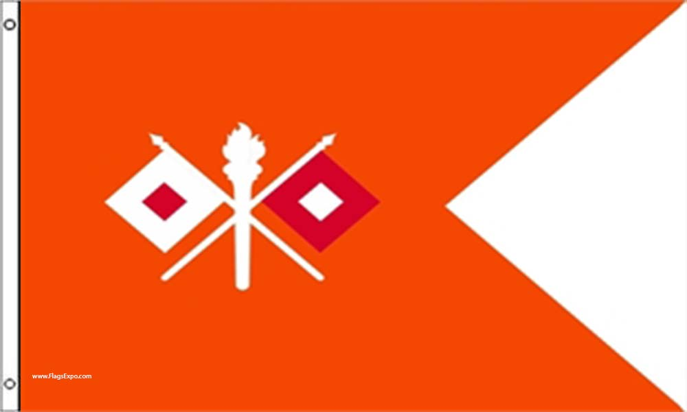 Signal Corps Guidon Flags