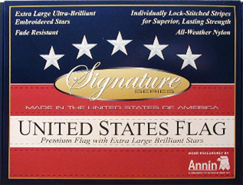 Signature Flags