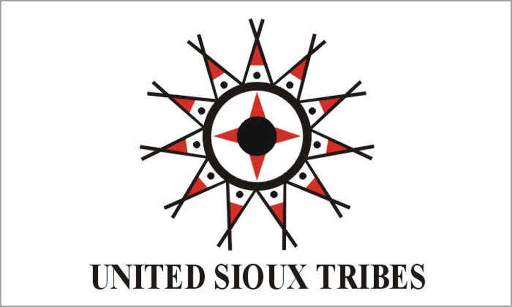 Sioux Tribe Flags