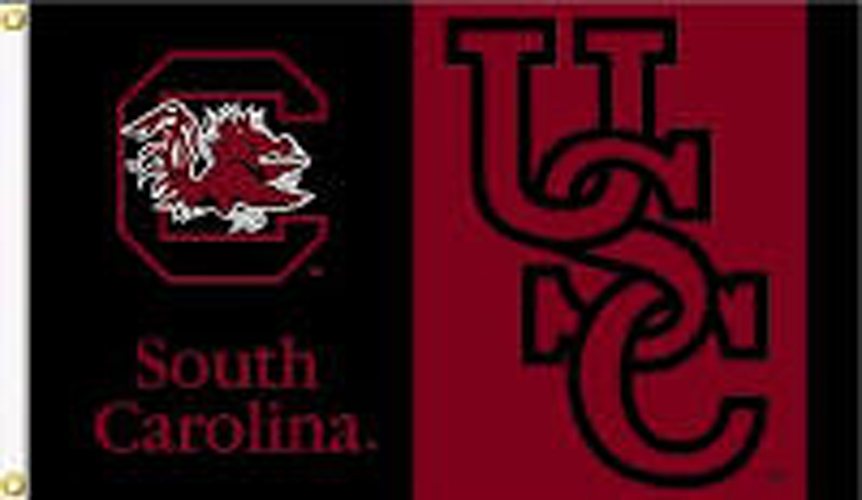 South Carolina Gamecocks Flags