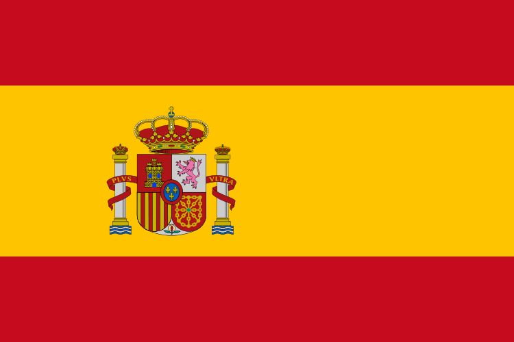 Spain Official Government Flags