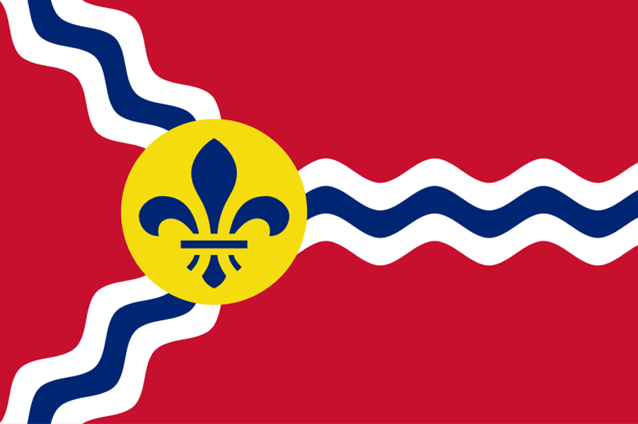 St Louis Missouri Flags