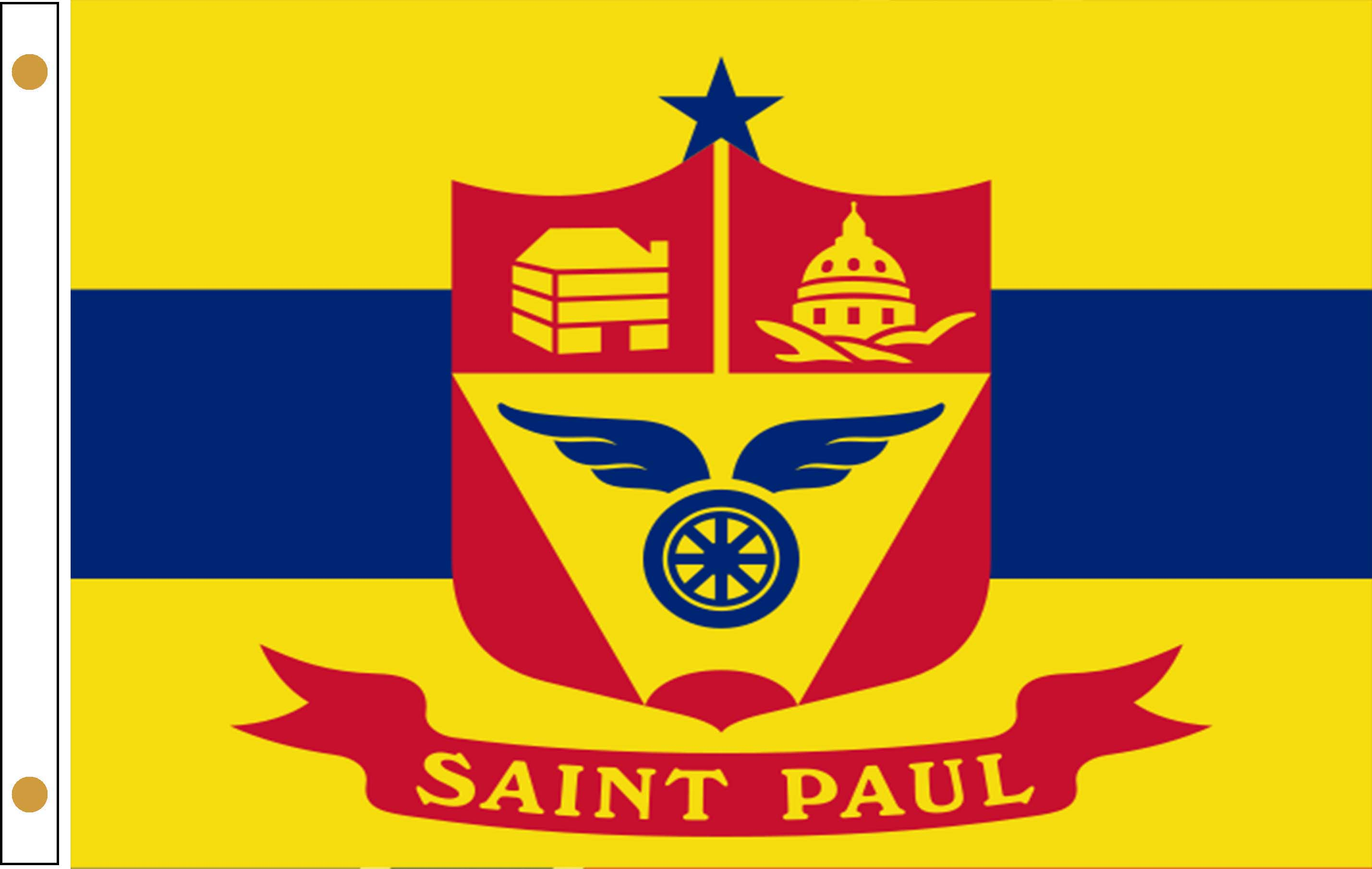 St Paul Minnesota Flags